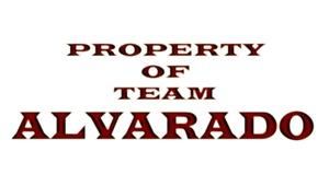Property of team Alvarado