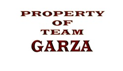 Property of team Garza