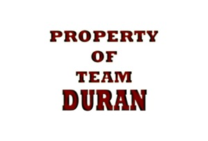 Property of team Duran
