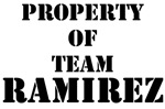 Property of Team Ramirez