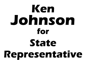 Ken Johnson for State Rep