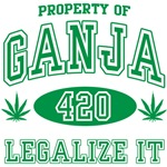 Ganja Legalize It