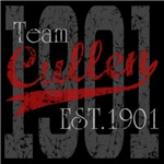 Team Cullen 1901 shirts
