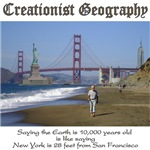Creationist Geography