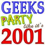 Geeks Party