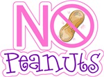No Peanuts (pink)