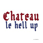 Chateau le hell up