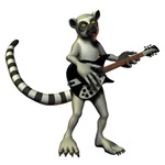 Lemur Guitar