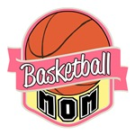 Basketball Mom Badge