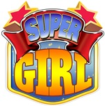 Super Girl - Superhero