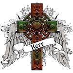 Kerr Tartan Cross