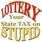 Lottery Tax on Stupid