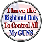 I CONTROL MY GUNS