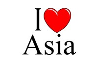 I Love Asia