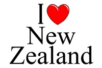 I Love New Zealand