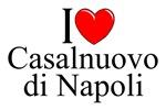 I Love (Heart) Casalnuovo di Napoli, Italy