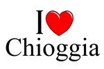 I Love (Heart) Chioggia, italy