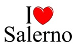 I Love (Heart) Salerno, Italy