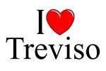 I Love (Heart) Treviso, Italy