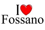 I Love (Heart) Fossano, Italy
