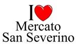 I Love (Heart) Mercato San Severino, Italy
