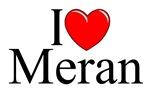 I Love (Heart) Meran, Italy