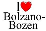 I Love (Heart) Bolzano-Bozen, Italy
