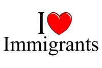 I Love (Heart) Immigrants