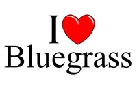 I Love (Heart) Bluegrass