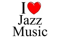 I Love (Heart) Jazz Music
