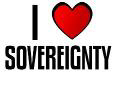 I LOVE SOVEREIGNTY