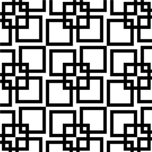 Wobble Lattice Pattern