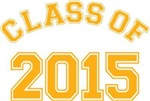 Yellow Class Of 2015