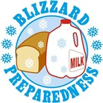 Bread And Milk Blizzard Preparedness