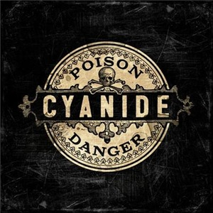 Vintage Style Cyanide Poison Label
