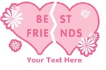 Friends & Friendship T-shirts, Gifts Etc.