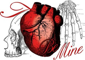 Gothic Love Be Mine