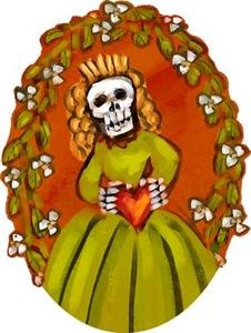 Muerta Skeleton Lady