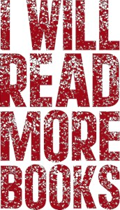 I Will Read More Books