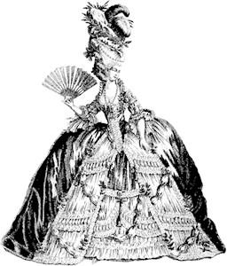 18th Century Lady