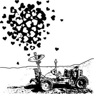 Lunar Rover Of Love