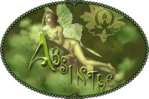 Absinthe Collage