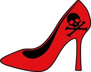 Evil High Heel Shoe