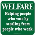 Welfare, Stealing to Help