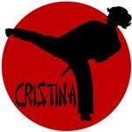 Cristina Karate