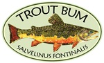 BROOK Trout Bum