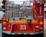 Big Red Fire Engine:Hoses