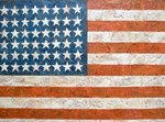 Famous Paintings: American Flag