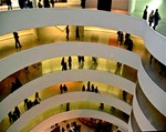 Guggenheim Museum: New York City