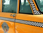 Checker Cab No. 3